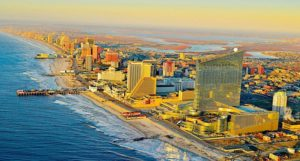 Atlantic City Aerial Photo