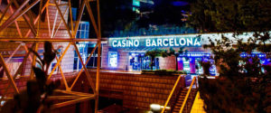 Casino Barcelona Night