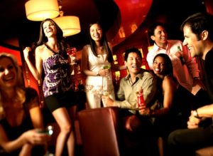 Casino Party People Crowd Dress Code